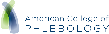 American College of Phlebology logo